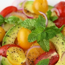 Avocado and Herb salad  (V)