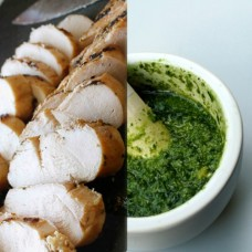 Chicken and Pesto